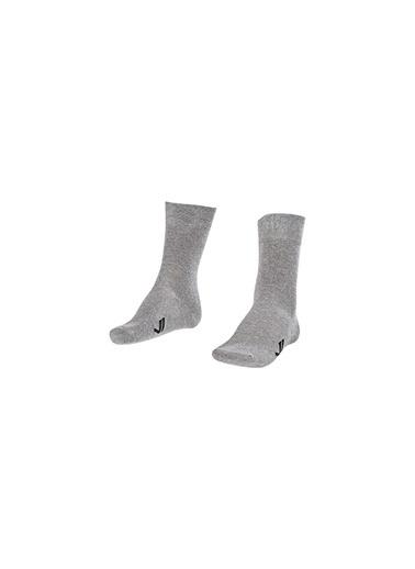 Lescon Spor Çorap Gri